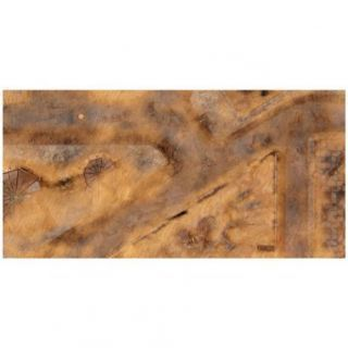 9ED 44'x90' Imperial City Desert 1 Compatible with Warhammer, Warhammer 40K and other Wargames