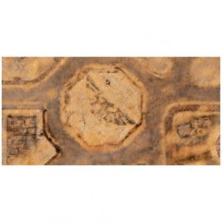 9ED 44'x90' Imperial City Desert 2 Compatible with Warhammer, Warhammer 40K and other Wargames