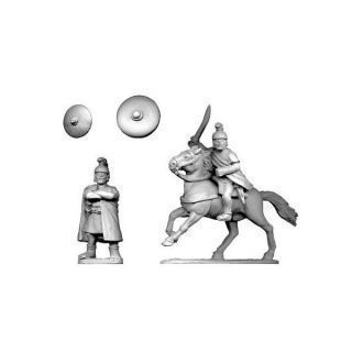 Spanish General (Foot and Mounted)