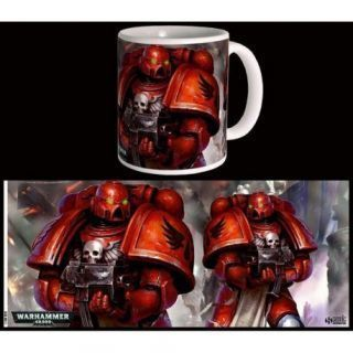 Blood Angels Space Marines Mug