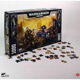 Dark Imperium - Warhammer 40K Puzzle 1000pcs