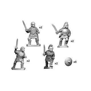 Lusitanian Warriors with Swords (8)