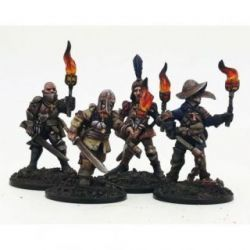 Order Militant Hexenjagers One (Hearthguard)
