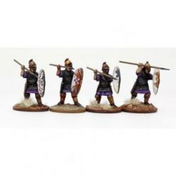 Carthaginian Hearthguards on Foot