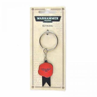 Warhammer - Purity Seal Keyring