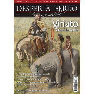 Antigua Y Medieval 61. Viriato. Terror de Roma