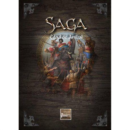 Saga: Edad de Anibal (Castellano) + Miniatura