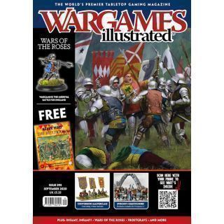 Wargames Illustrated 393, SEPTEMBER 2020
