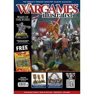 Wargames Illustrated 393, SEPTEMBER 2020