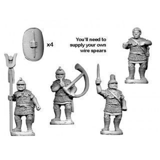Carthaginian Veteran Spearmen Command