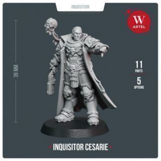 Inquisitor Cesarie