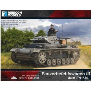 Panzerbefehiswagen III Ausf E/H/J/L