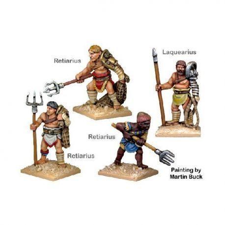 Retarii & Laqueaius (4)
