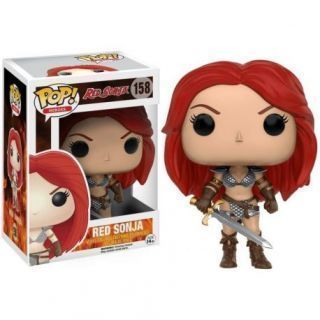 Funko POP Red Sonja