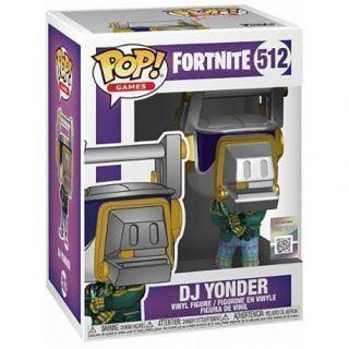 Funko POP DJ Yonder