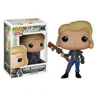 Funko POP LONE WANDERER FEMALE