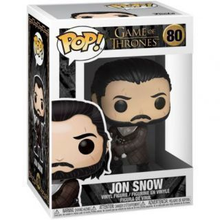 Funko POP Jon Snow with Sword