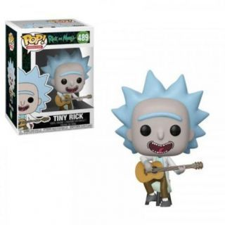 Funko POP TINY RICK