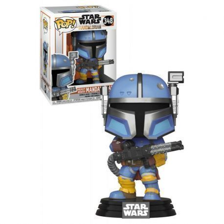 Funko POP Heavy Infantry Mandalorian