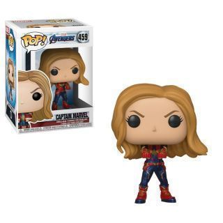 Funko POP Capitana Marvel Endgame