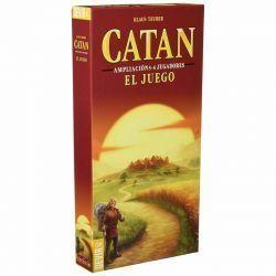 CATAN - EXP. PARA 5-6 JUG.
