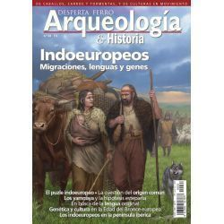 Arqueología e Historia 33. Indoeuropeos. Migraciones, lenguas y genes