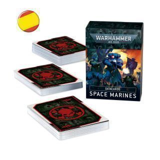 DATACARDS: SPACE MARINES (ESPAÑOL)