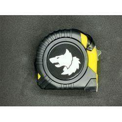 Wolf Tape Measure - Wargames, 40k , AoS , Bolt Action