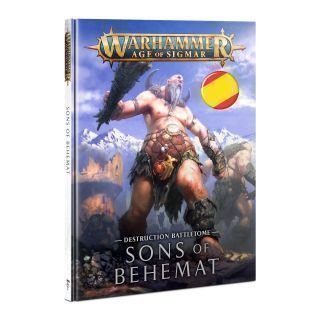 BATTLETOME: SONS OF BEHEMAT (HB) (ESP)