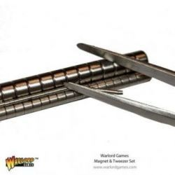 Warlord Magnets and Tweezer Set
