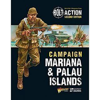 Campaign: Marianas and Palau Islands