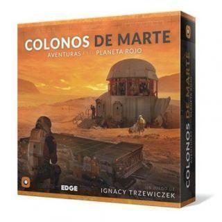 COLONOS DE MARTE