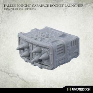 FALLEN KNIGHT CARAPACE ROCKET LAUNCHER (1)