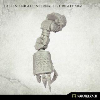 FALLEN KNIGHT INFERNAL FIST ARM [RIGHT] (1)