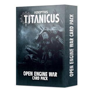 ADEPTUS TITANICUS: OPEN ENGINE WAR CARD PACK
