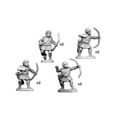 Numidian Warriors with Bow