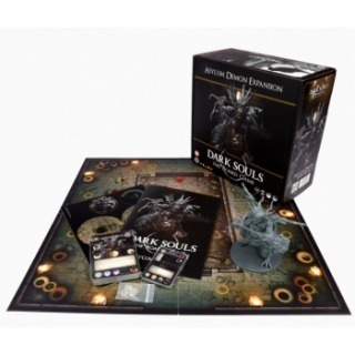 Dark Souls: The Board Game - Asylum Demon Expansion - EN