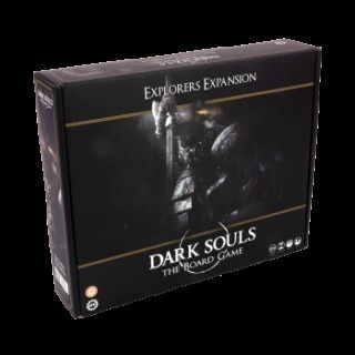 Dark Souls: The Board Game - Explorers Expansion - EN