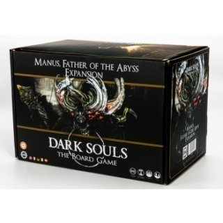 Dark Souls: The Board Game - Manus, Father Of The Abyss Expansion - EN