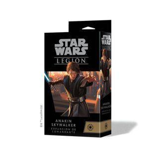 Anakin Skywalker Expansión de Comandante