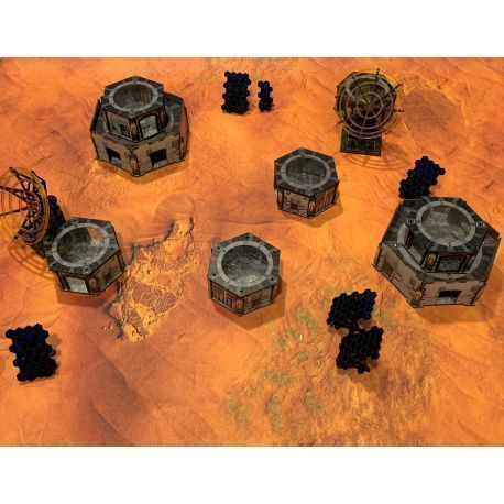 Hex IV-O Outpost