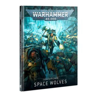 CODEX: SPACE WOLVES (ABR.) (HB) (ESP)