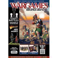 Wargames Illustrated 394, OCTOBER 2020