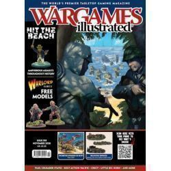 Wargames Illustrated 395, NOVEMBER 2020