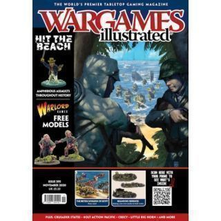 Wargames Illustrated 394, OCTOBER 2020