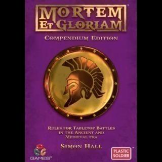 Mortem et Gloriam Compendium Rulebook