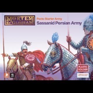 Sassanid Persian MeG Pacto Starter Army