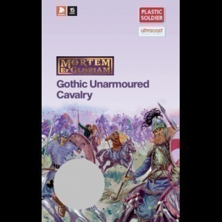 Gothic Unarmoured Cavalry Pouch