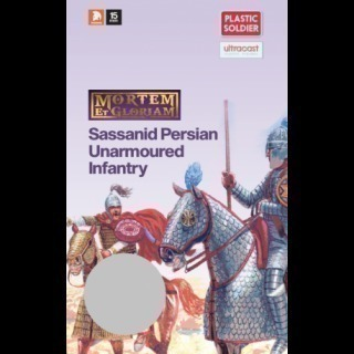 Sassanid Persian Unarmoured Infantry Pouch
