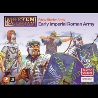 Early Imperial Roman MeG Pacto Starter Army